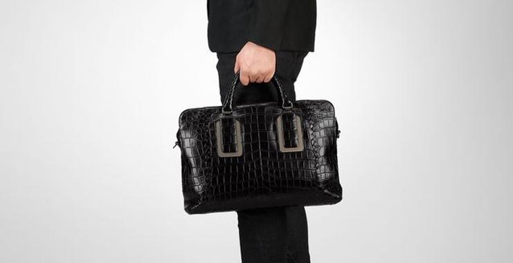 Bottega Veneta briefcase | Sam Squire UK male fashion & lifestyle blogger