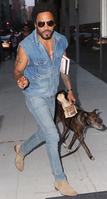 Lenny Kravitz   Sam Squire UK Male Fashion & Lifestyle Blogger