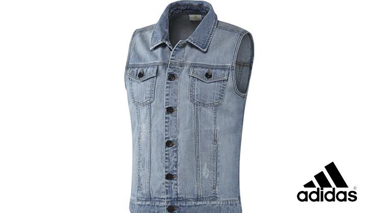 Adidas Denim Vest   Sam Squire UK Male Fashion & Lifestyle Blogger