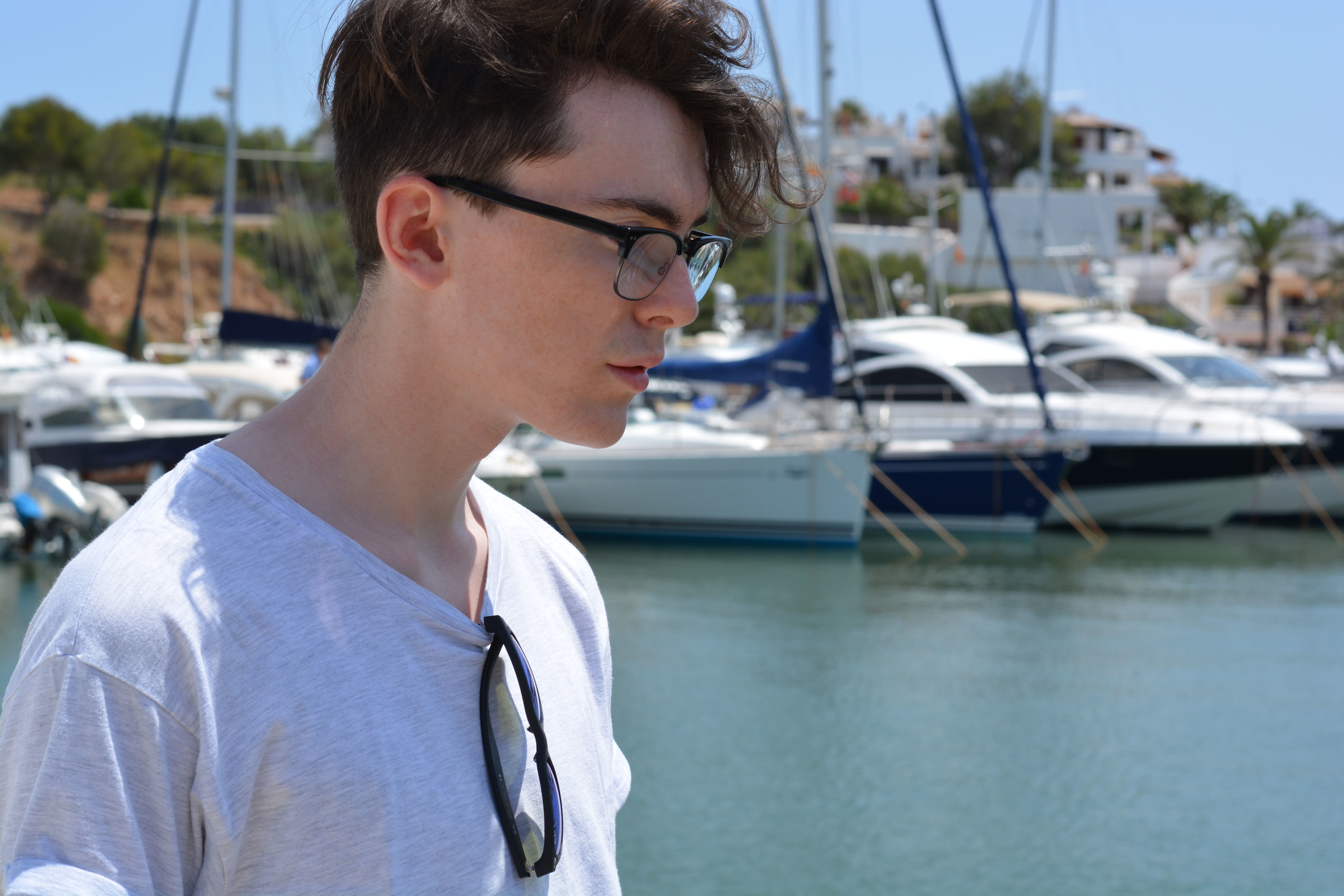Vision Express In Style Glasses for Men | Sam Squire UK Male Fashion & Lifestyle Blogger