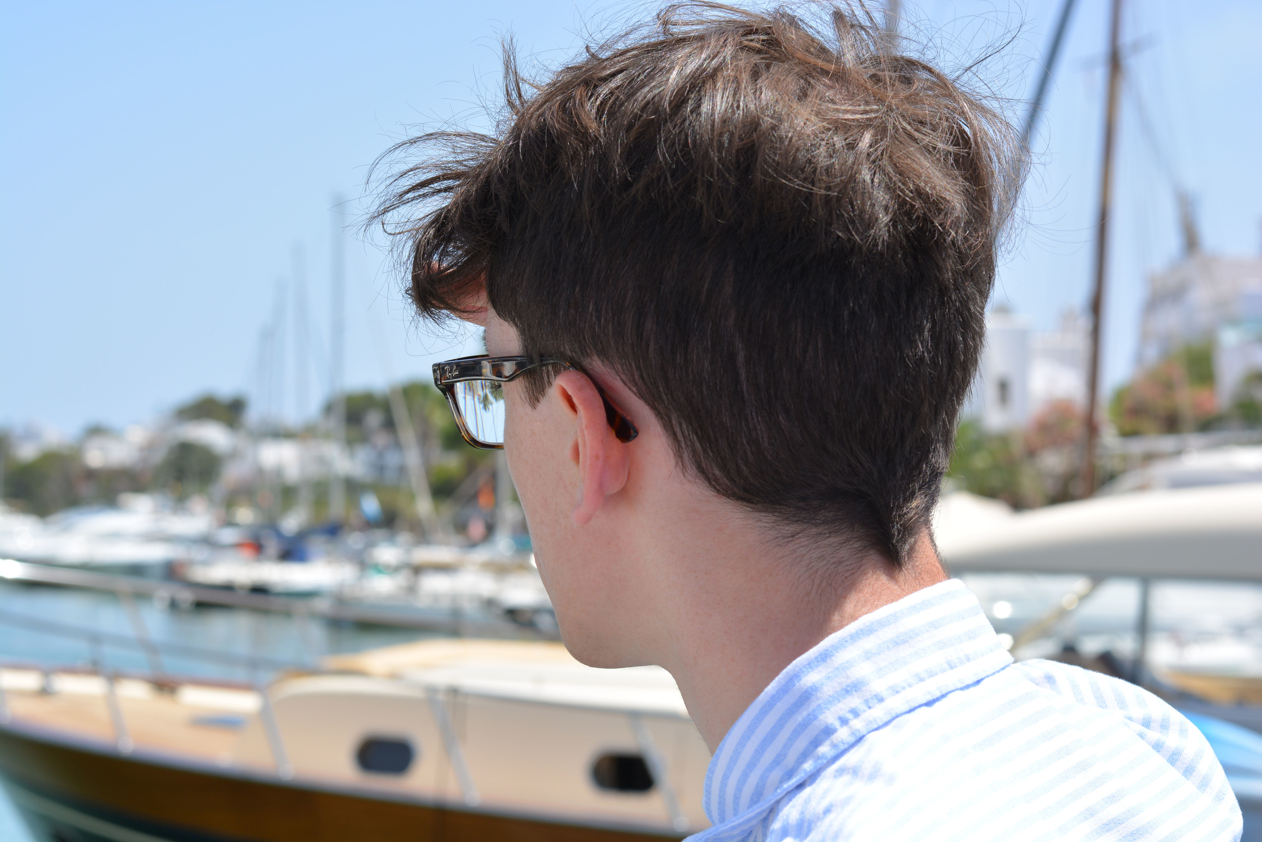 Vision Express Ray Ban RB5286 Glasses | Sam Squire UK Mens Fashion & Lifestyle Blogger