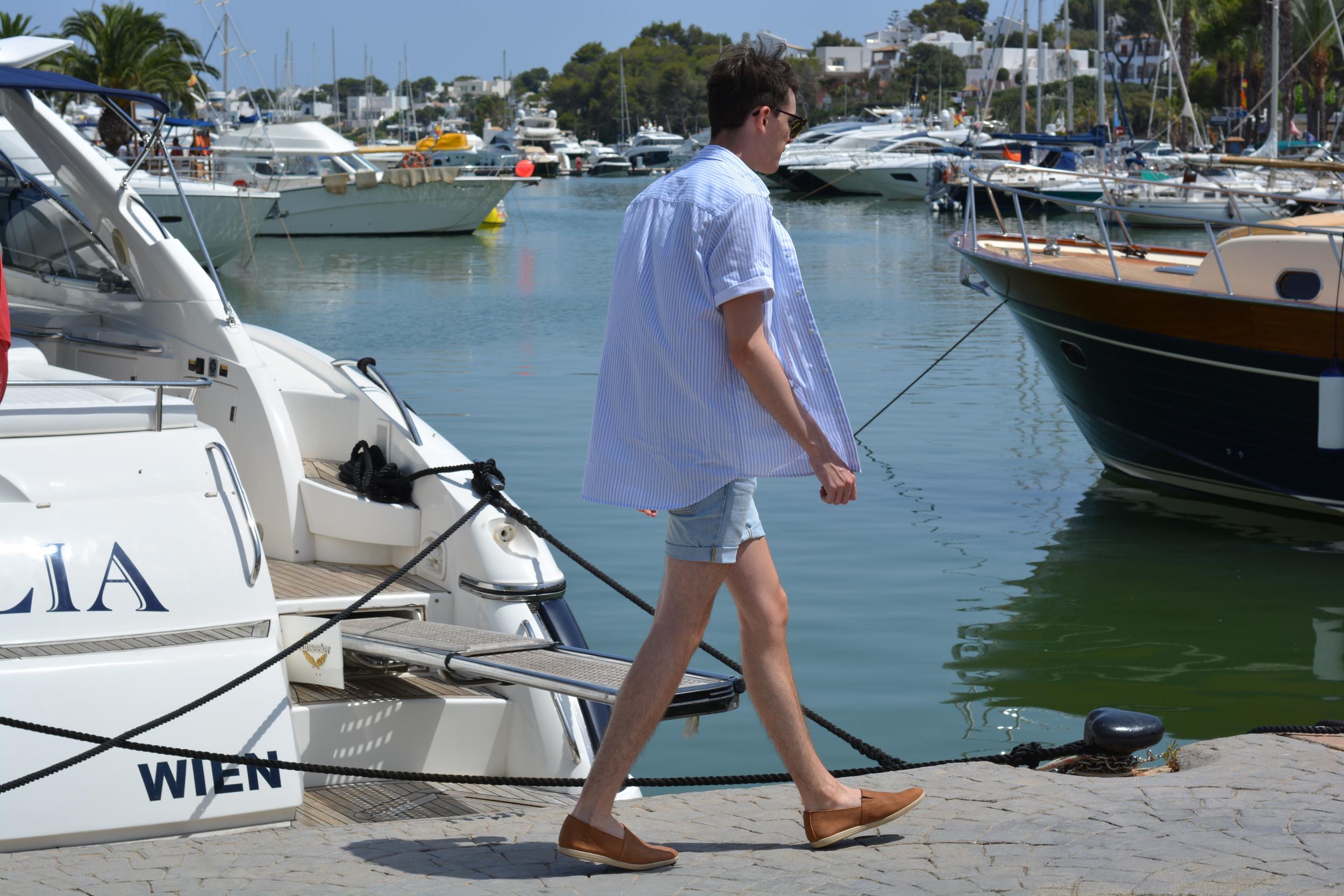 Chatham Ibiza Shoes | Sam Squire UK Male Fashion & Lifestyle Blogger