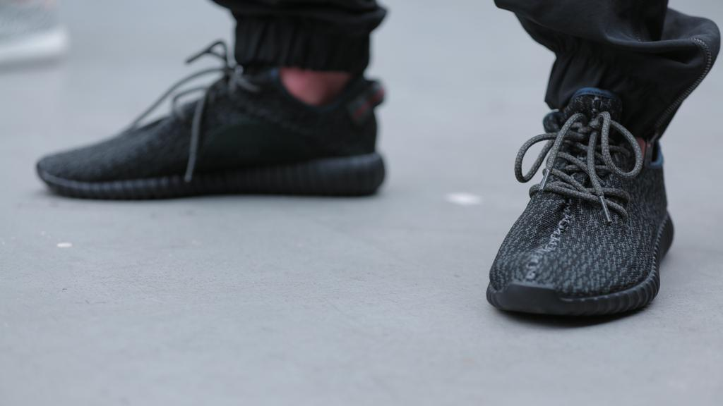 Adidas Yeezy Boost 350 Black Low | Sam Squire UK Male Fashion & Lifestyle Blogger