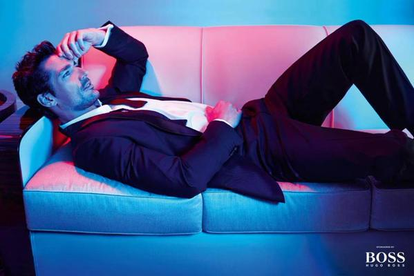 David Gandy GQ Awards | Sam Squire UK Male Fashion Blogger
