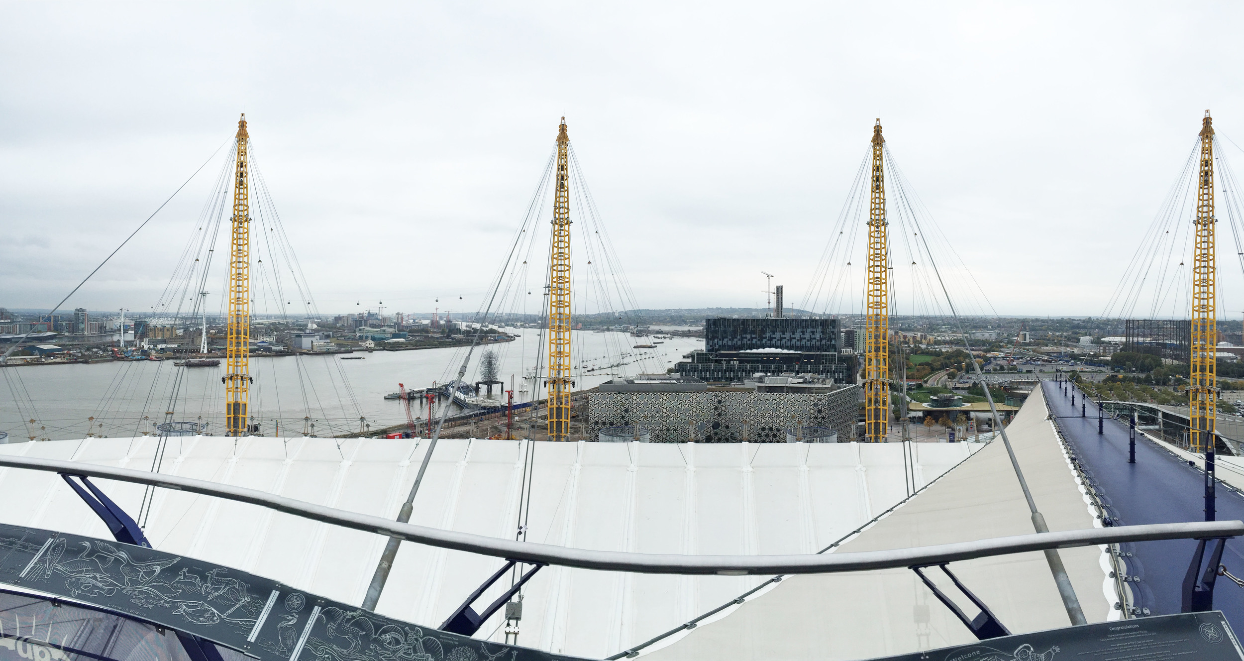 UP AT THE O2 | HP #BENDTHERULES | SAM SQUIRE UK MALE FASHION & LIFESTYLE BLOGGER