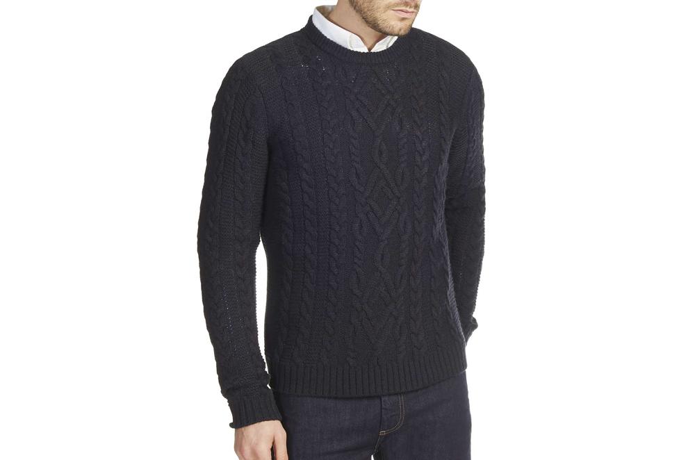 Burton Jumper | Sam Squire UK Male fashion blogger
