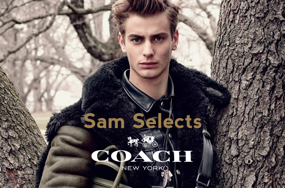 Coach | Sam Squire UK Male Fashion Blogger
