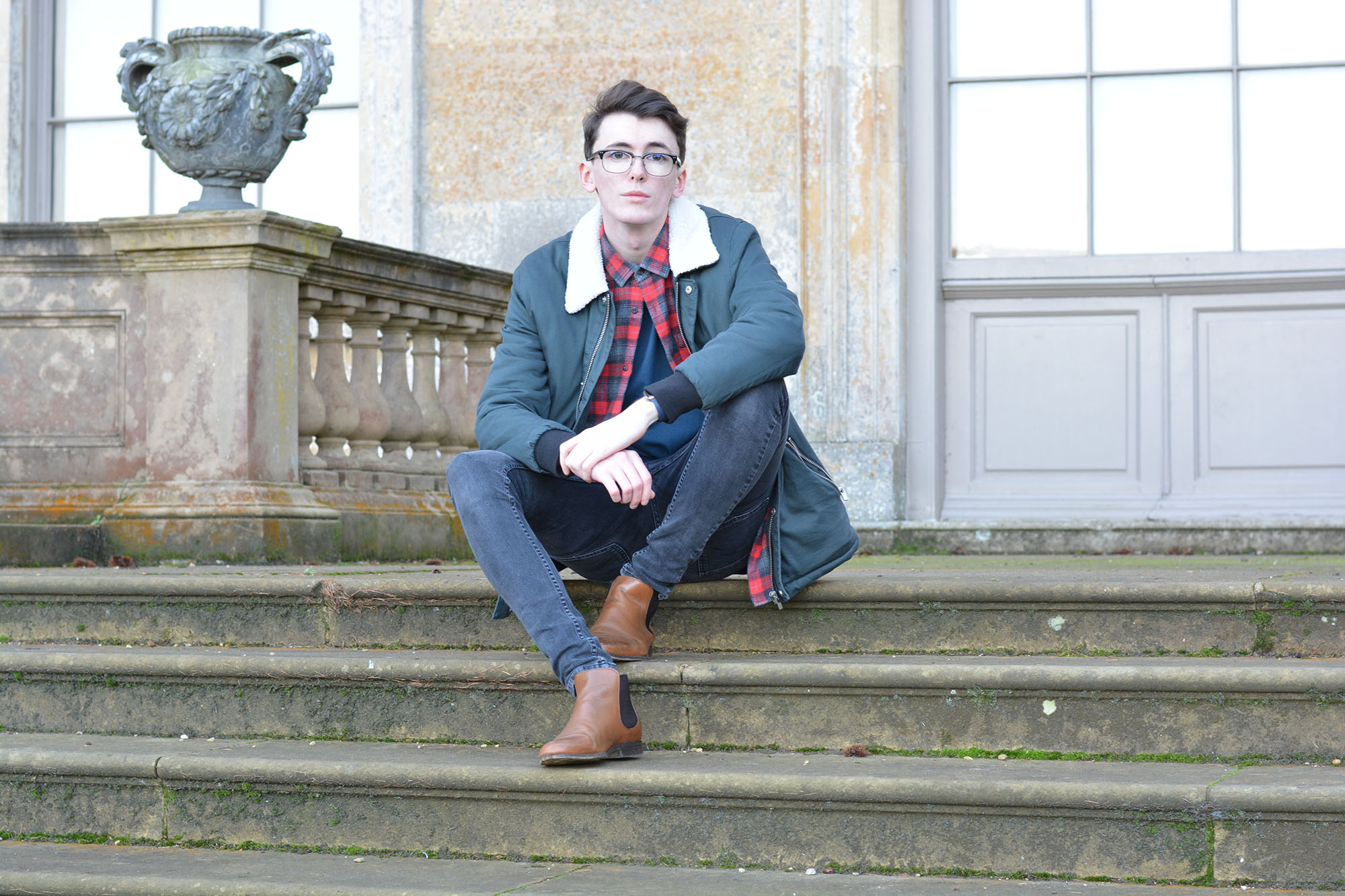 Sam squire uk male fashion blogger