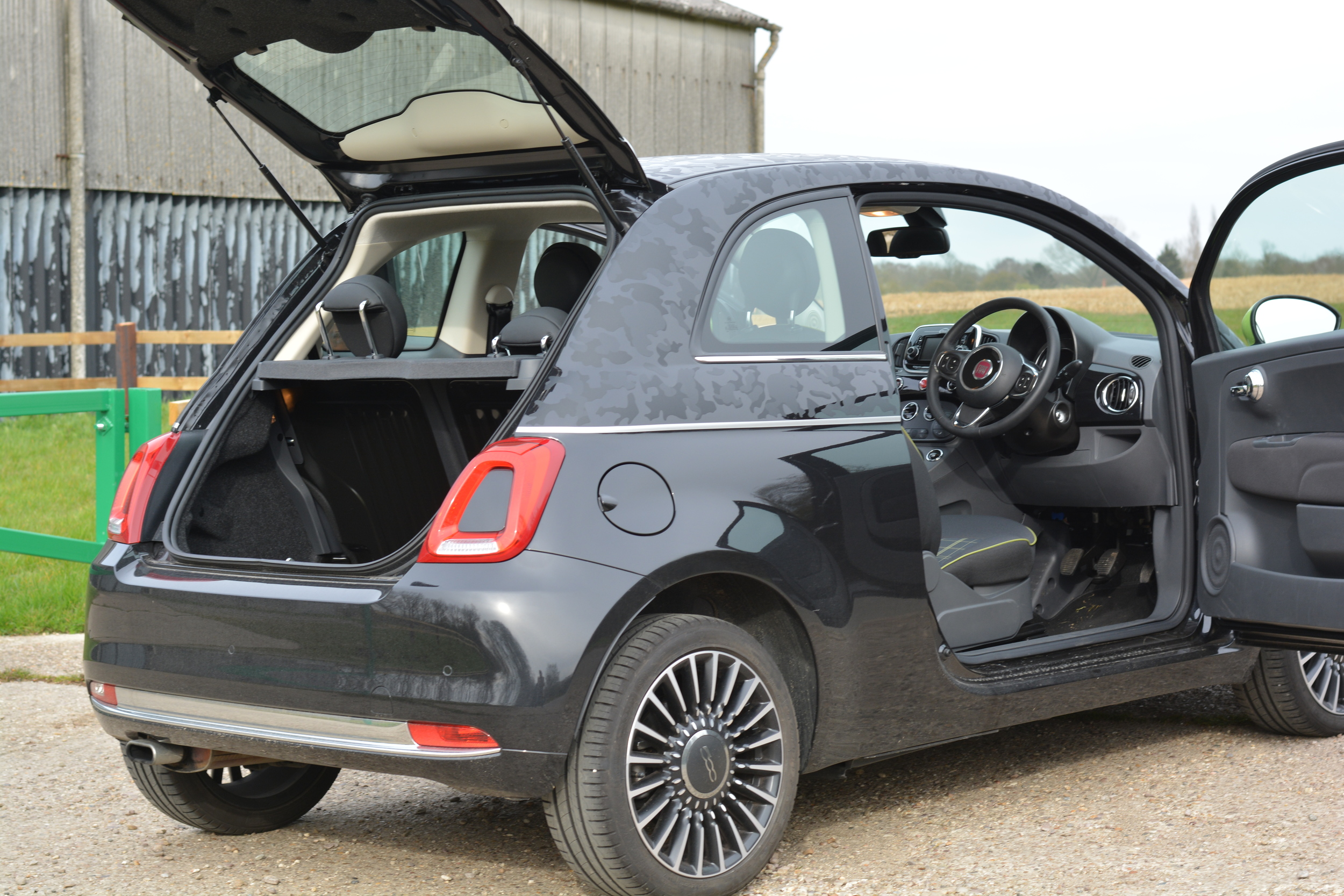 New Fiat 500 | Car Review | Sam Squire UK Male fashion & Lifestyle blogger