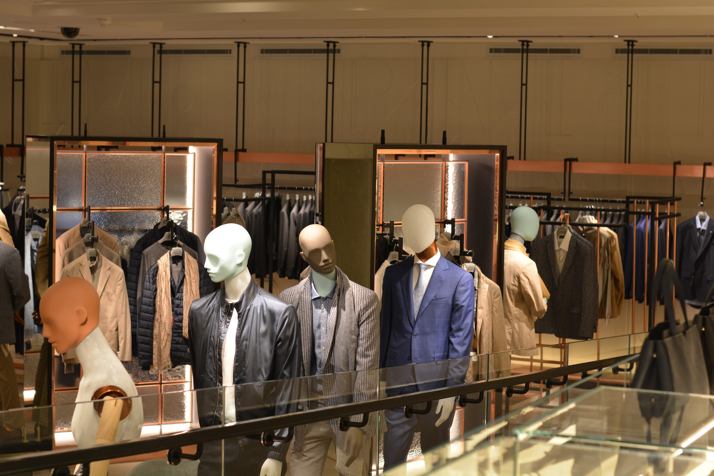 Harvey Nichols Menswear | Tailoring | Sam Squire UK Male Fashion & Lifestyle Blogger