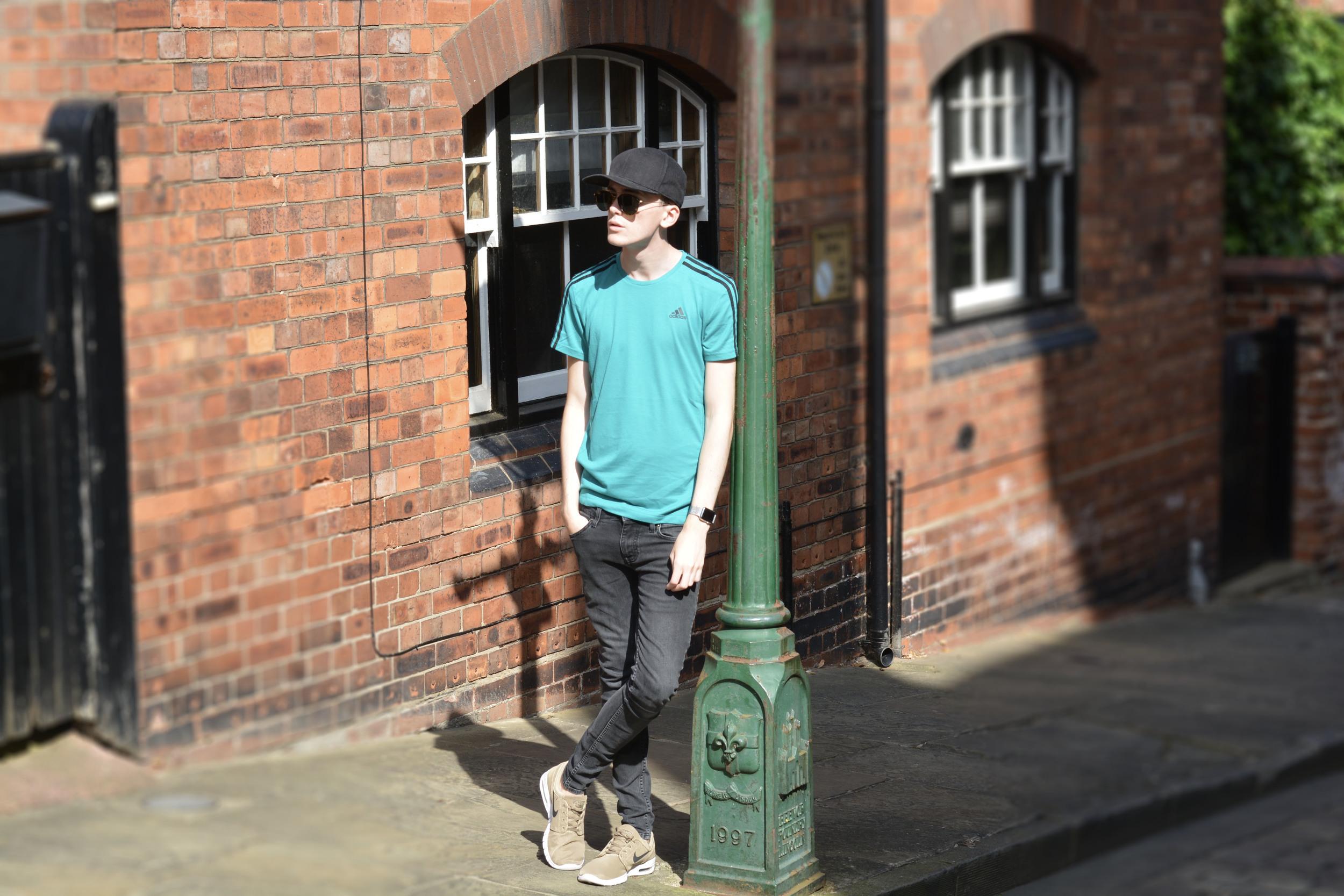 Sam Squire | UK Men's fashion & lifestyle blogger | Jacamo Menswear
