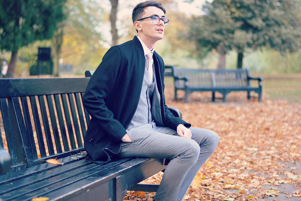 Topman Suit | Sam Squire UK male fashion & lifestyle blogger