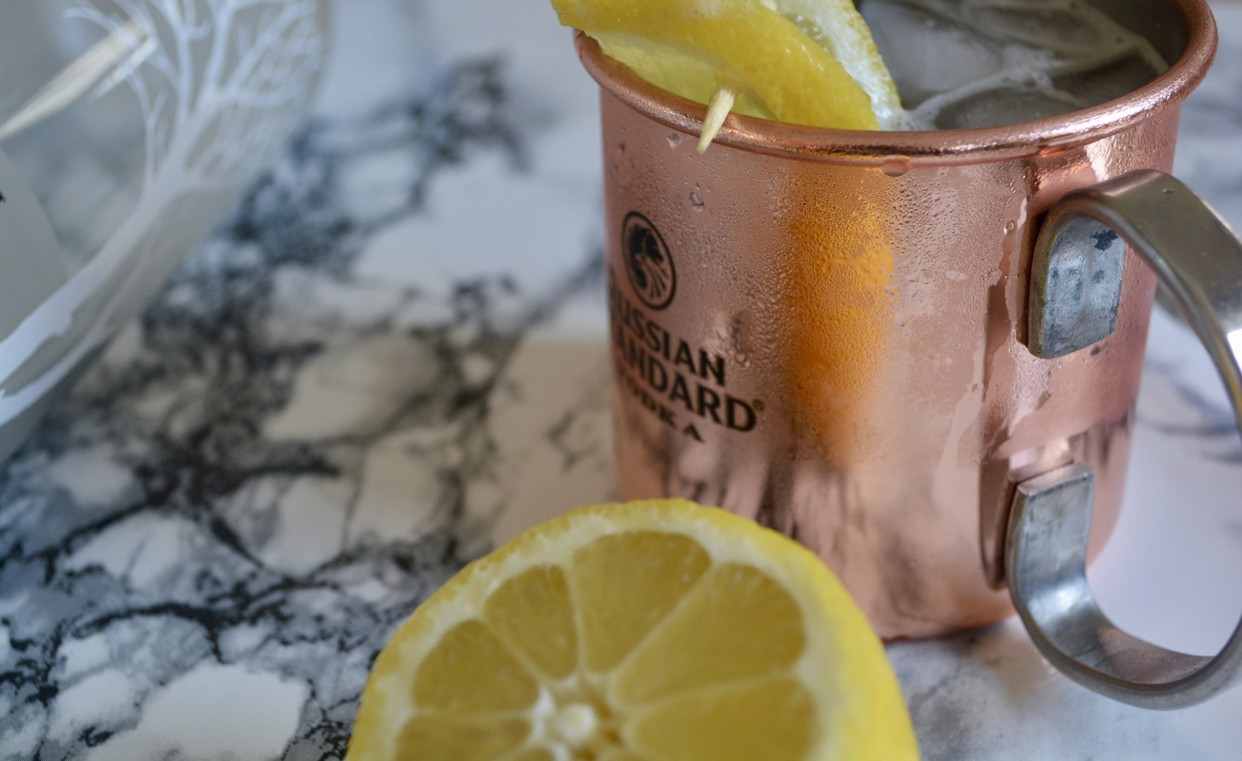 Moscow Mule Recipe | Sam Squire UK Male fashion blogger