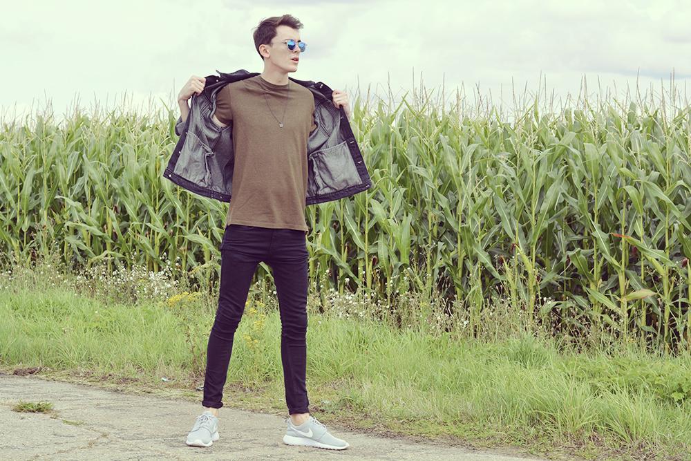 Sam Squire UK Male fashion blogger