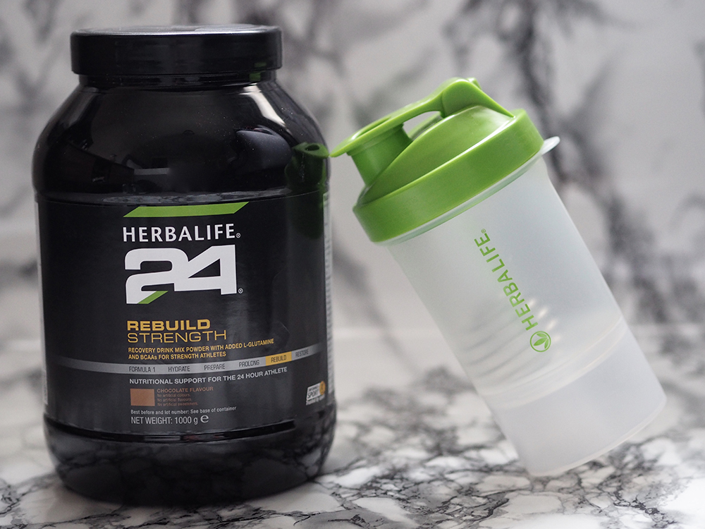 Herbalife H24 Protein Powder