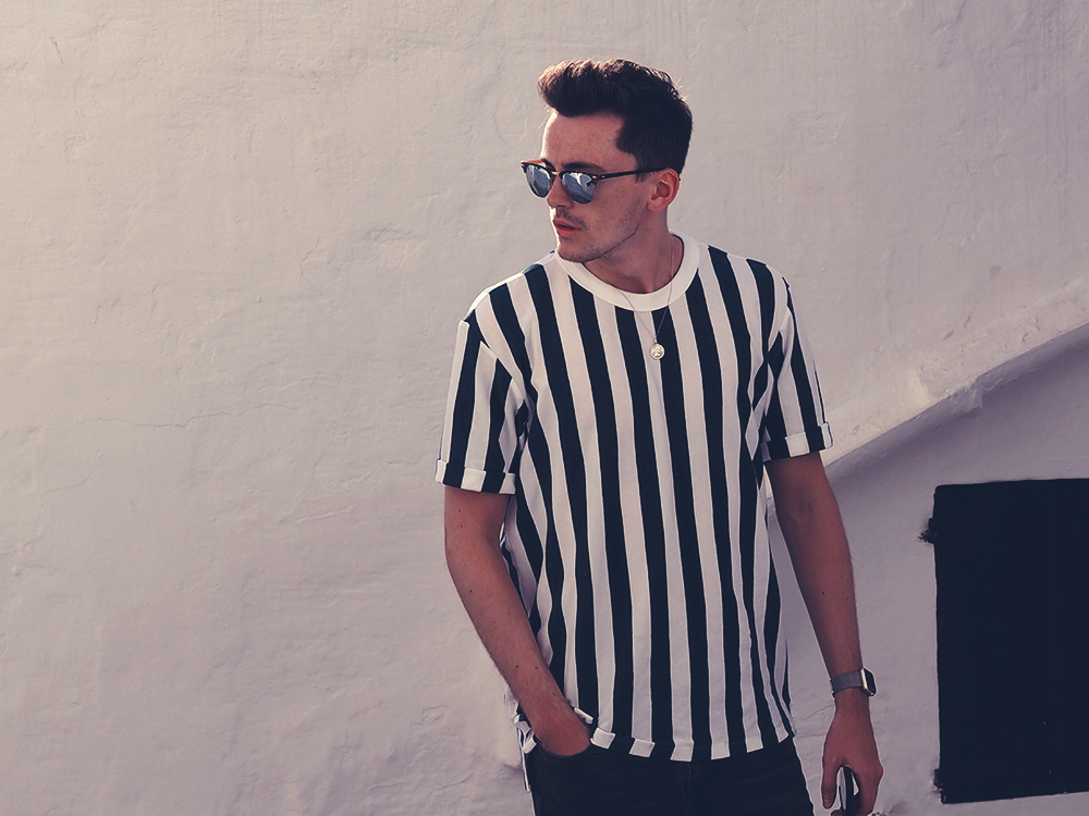Mango menswear | Ray Ban | Sam Squire UK Male fashion blogger
