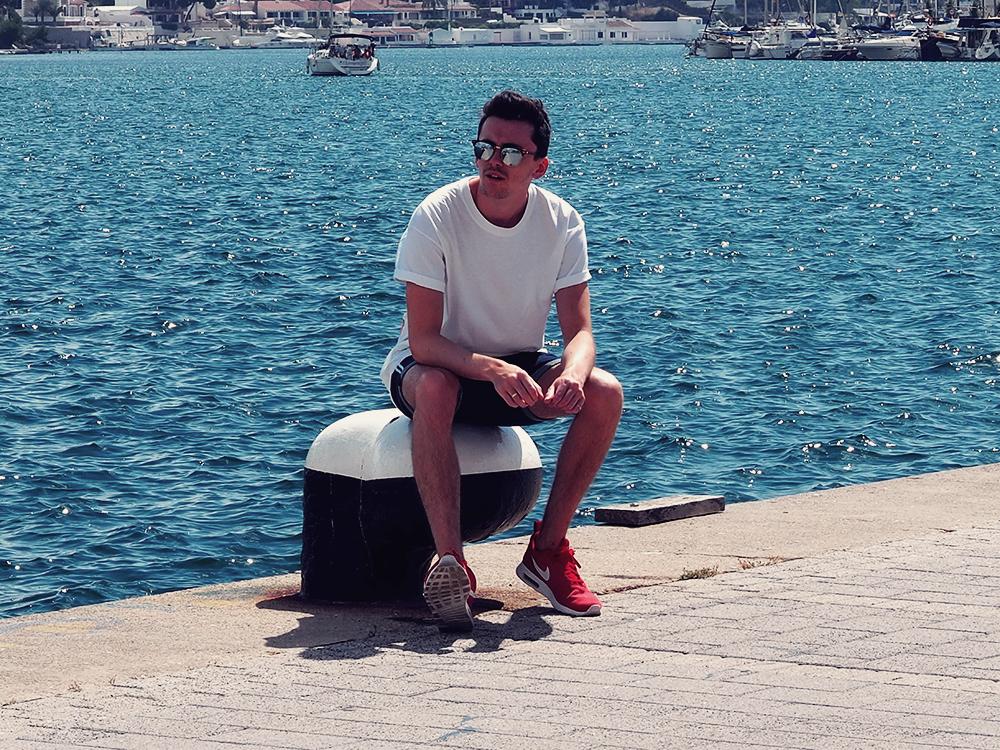 ASOS Menswear   Side Stripe Shorts   Sam Squire UK Men's Fashion Blog