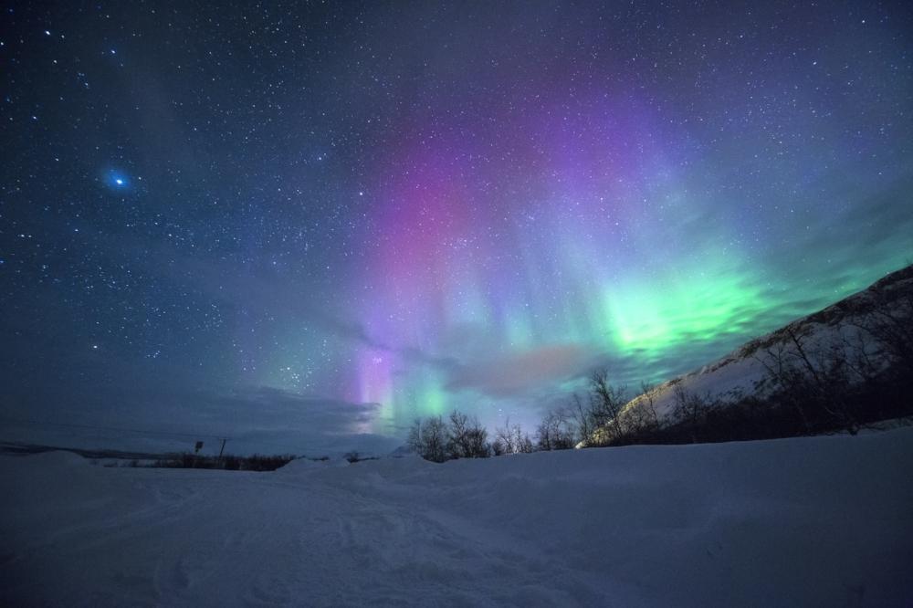 Finland, Northern Lights | The Man's Handbook Travel Blog