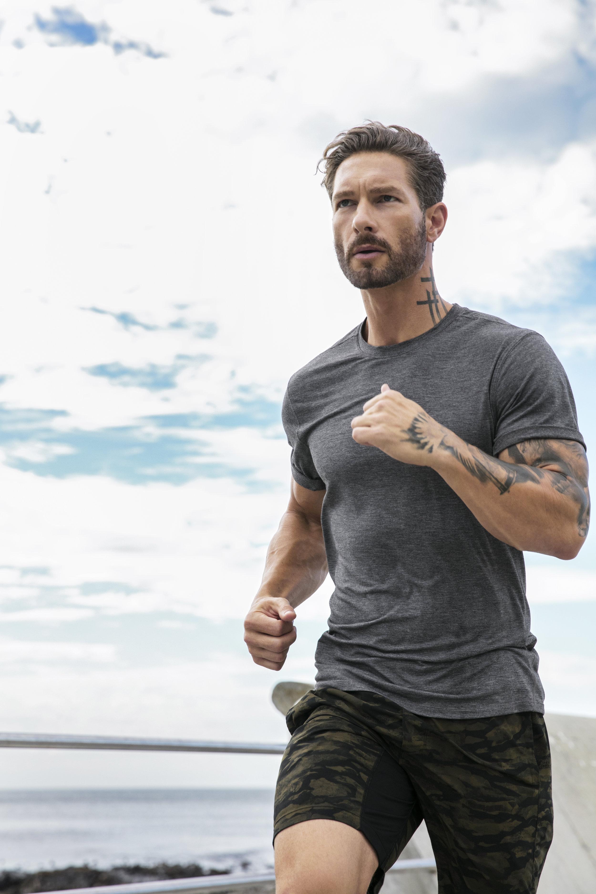 Model and Influencer Weston Boucher | Men's Fitness Blog | Gym Plans