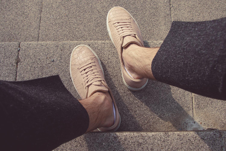 Axel Arigato Sneakers | Sam Squire UK Male fashion blogger