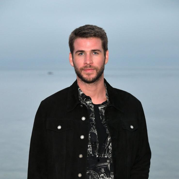 Liam Hemsworth Beard | Sam Squire UK Men's Fashion Blog