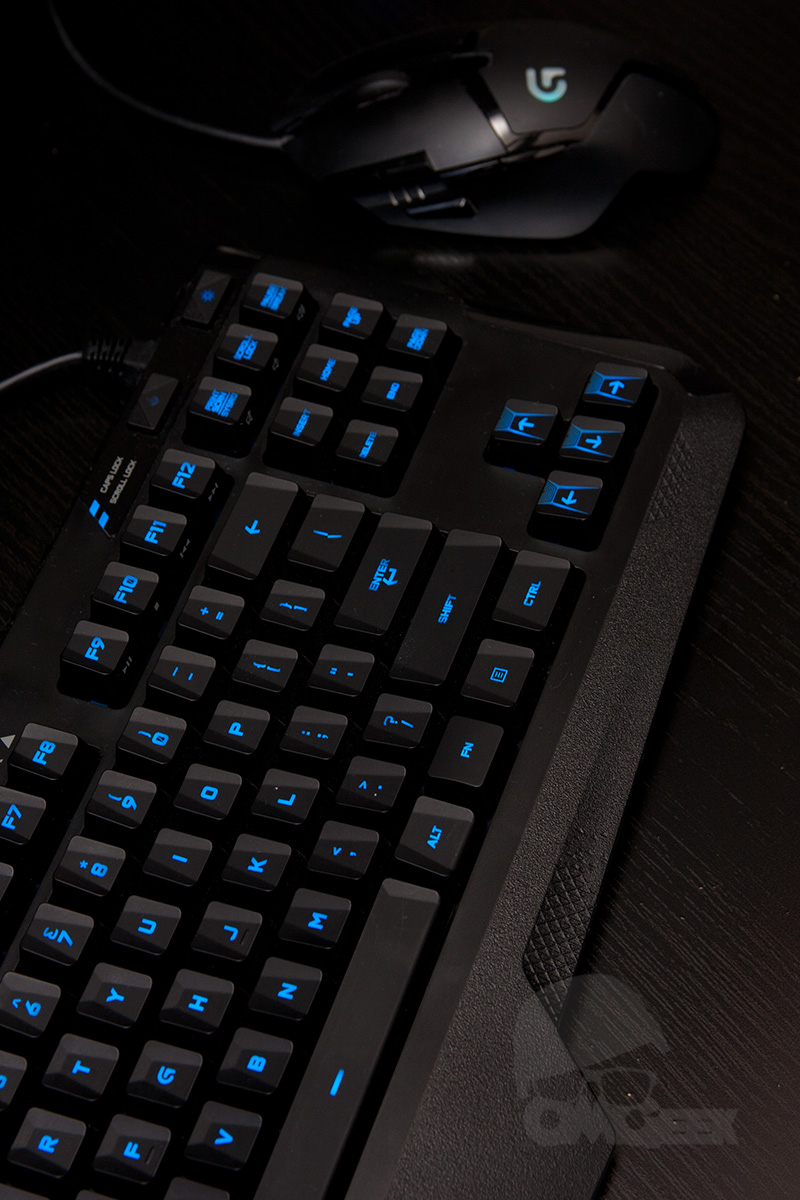 Those keycaps though… >:(