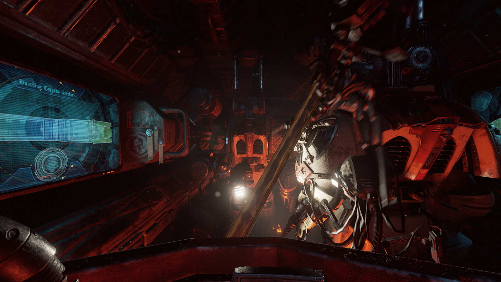 Space Hulk: Deathwing - a co-op mission based shooter that uses Unreal Engine 4, released last December. Get a team of 4 and have a blast. With this game, it's clear where the future of AAA is headed - at 1440p it runs at 60-65FPS G-Sync, the lowest among all the games I've played.