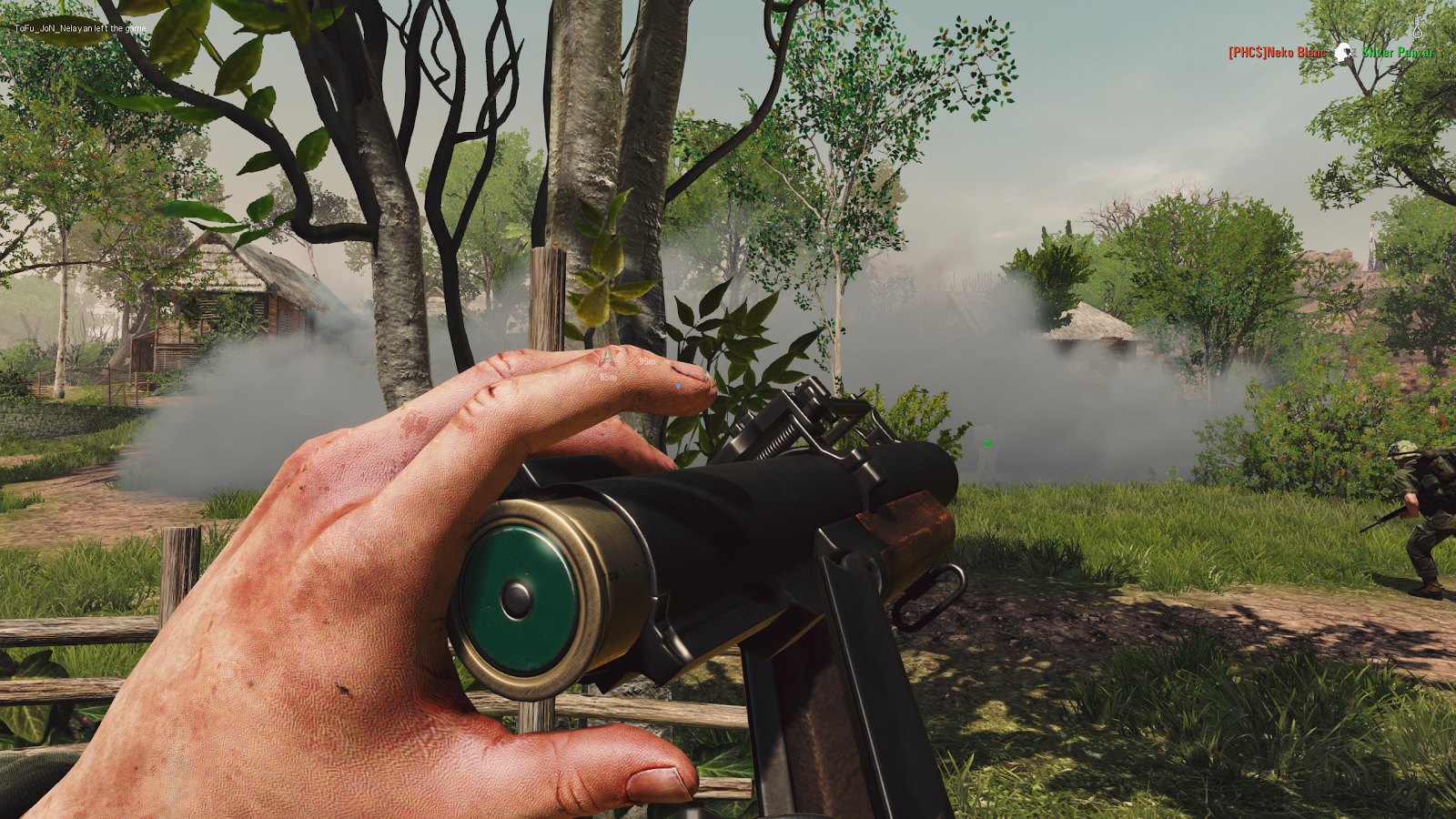 Rising Storm 2: Vietnam, the recently released sequel to Rising Storm, uses Unreal Engine 3, even in the age of Unreal 4. RS2 is no battlefield, there's more in-game voice chatter that WILL be heard in your voice comm channel, including the Vietnamese announcer sounding like, no offence, Jacky Chan. This is where your headset having its own dedicated sound processing becomes very useful.