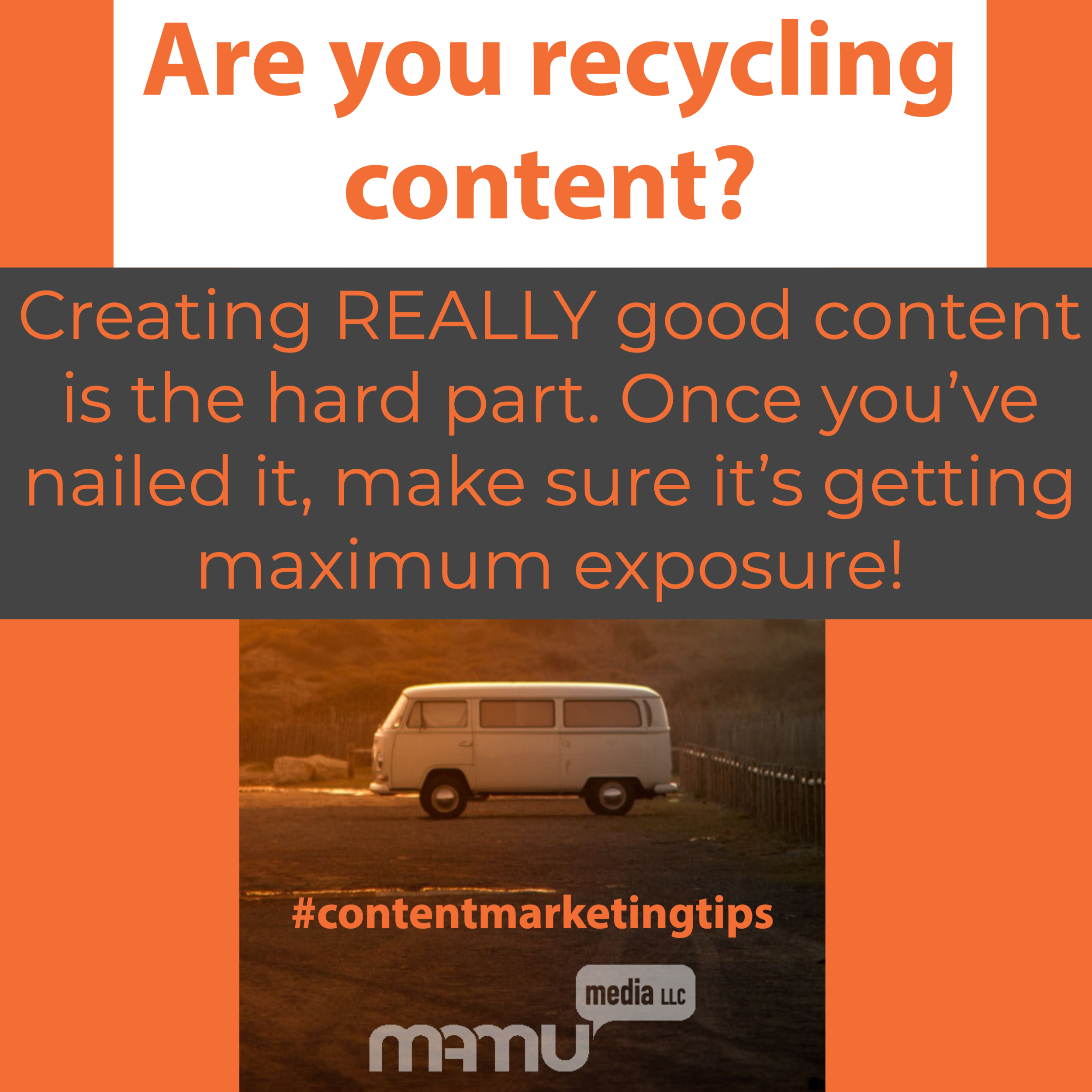 Content Marketing Tip 2
