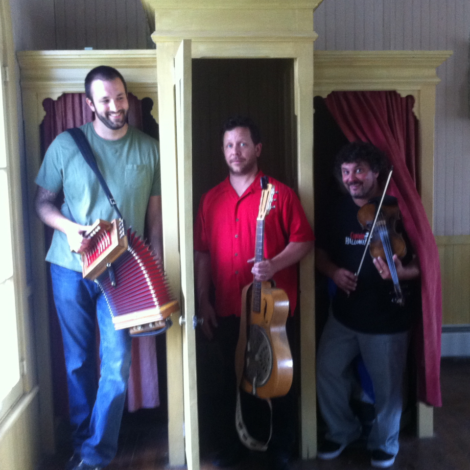 Sylvain's Acadian Aces – Foot stompin' Acadian and Cajun party music