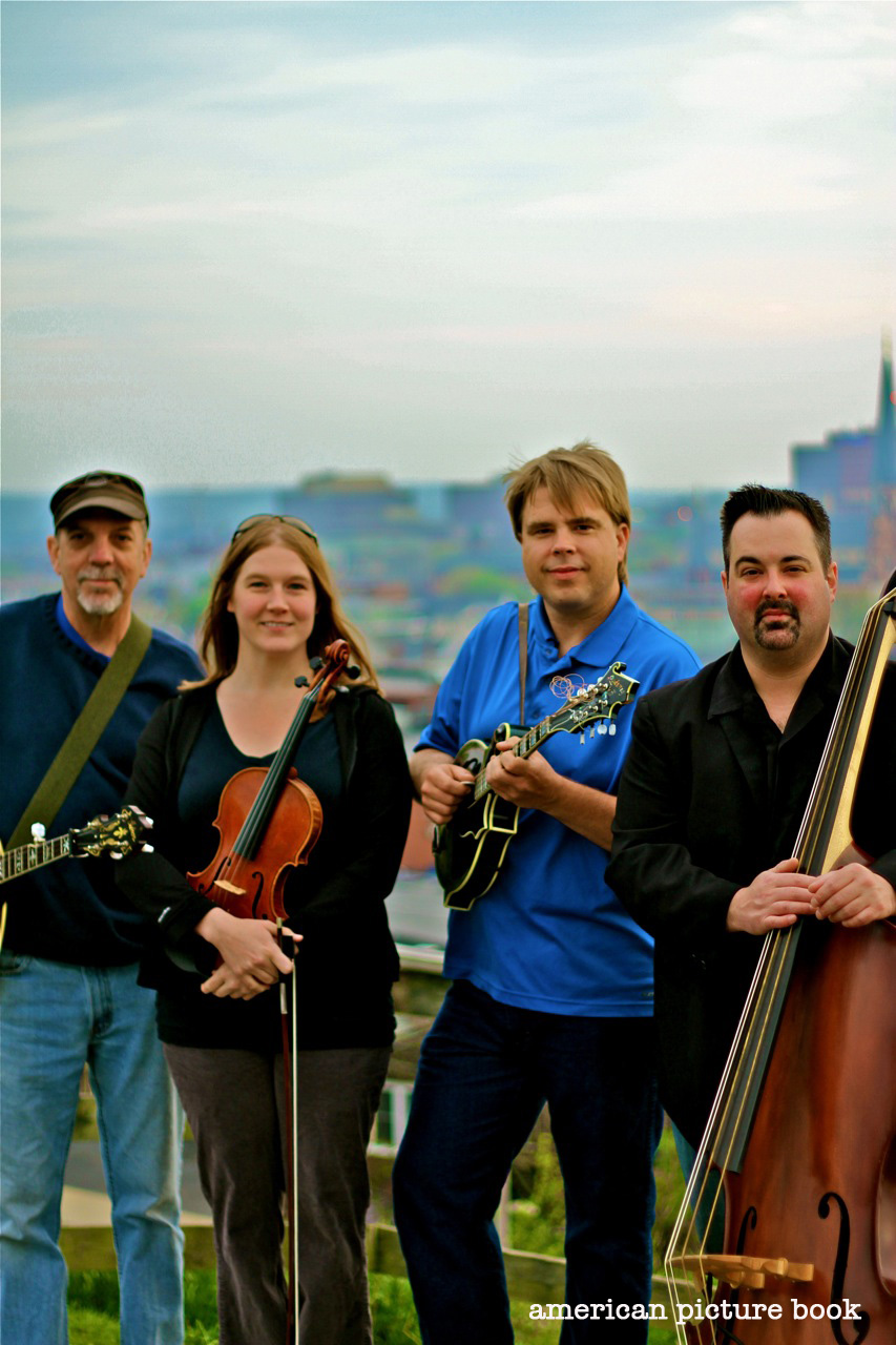 Jerks of Grass - One of the area's busiest acts for over 15 years; Traditional, high-energy Bluegrass