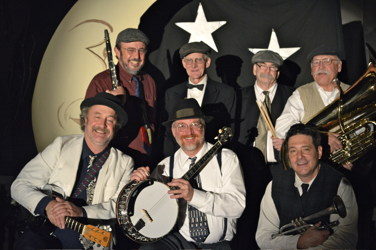 Hadocol Bouncers – Fresh New Orleans Jazz music; perfect for dancing