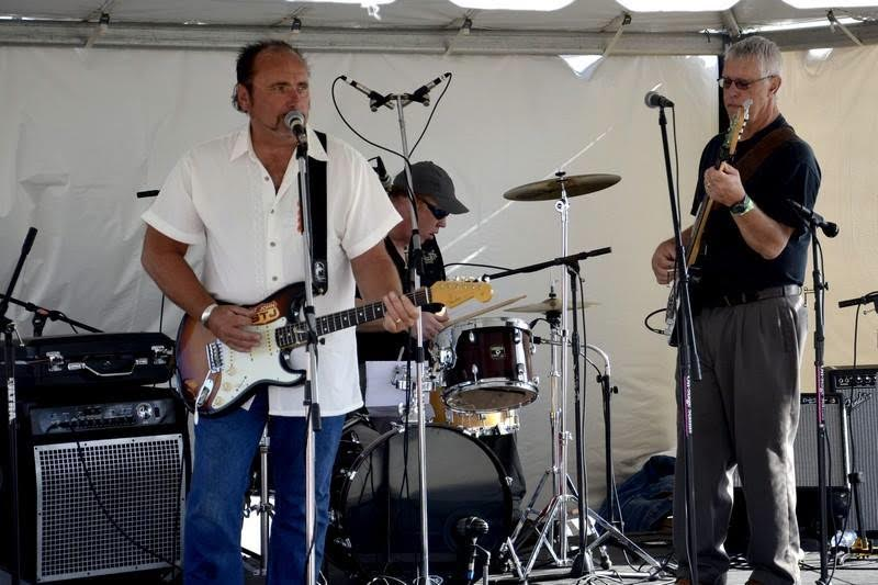 Jimmy & the Soul Cats – Cool Chicago Style Blues; 25 years at the top of New England's music scene