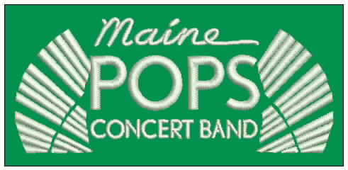 """THE MAINE """"POPS"""" CONCERT BAND"""