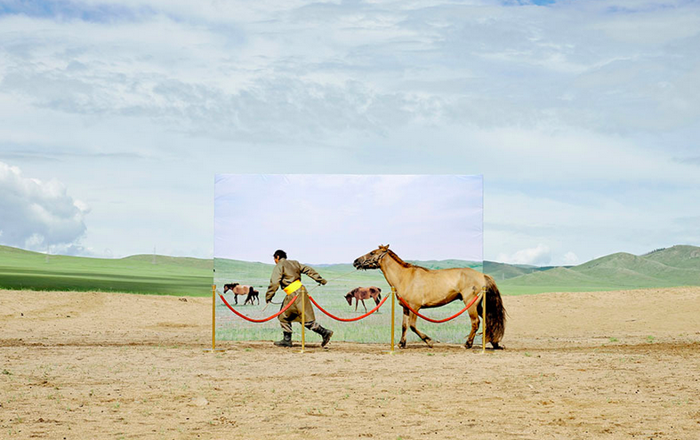 35% of Mongolian citizens still conduce a nomadic life and therefore depend on their land for survival. In recent times this has become more difficult as a survey made by the Mongolian government states that around 850 lakes and 2000 rivers have dried out.