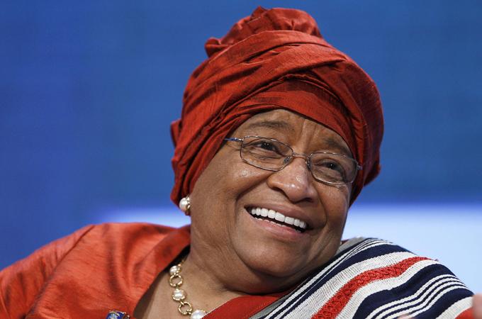 Liberia President Ellen Johnson Sirleaf. Credit:Aljazeera.com