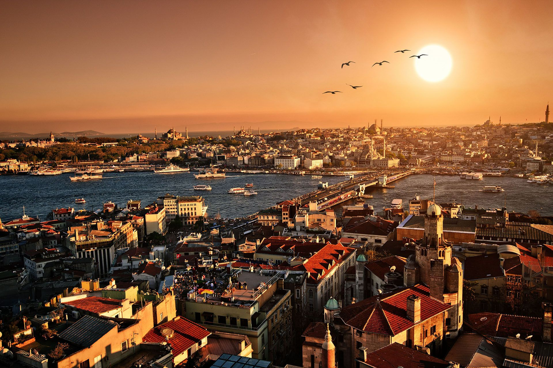 Istanbul, Turkey, where the summit took place. Cover credit:  WHS Turkey
