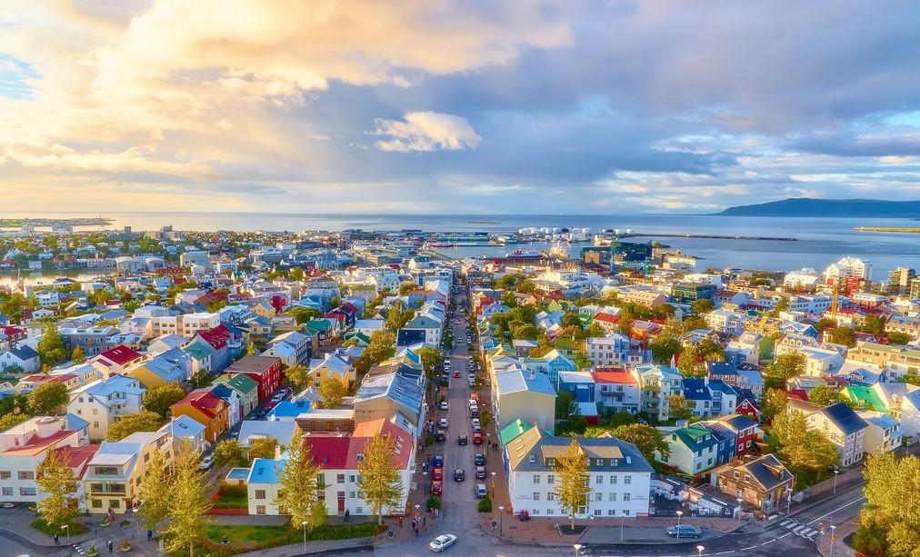 Reykjavik, Iceland.Cover credit: Moyan Brenn / Flickr