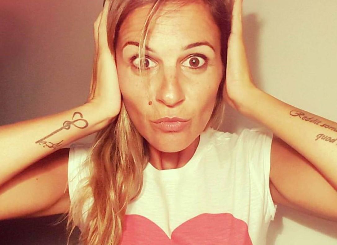Sara Giada Gerini's profile picture on Facebook.Cover source:  Facebook