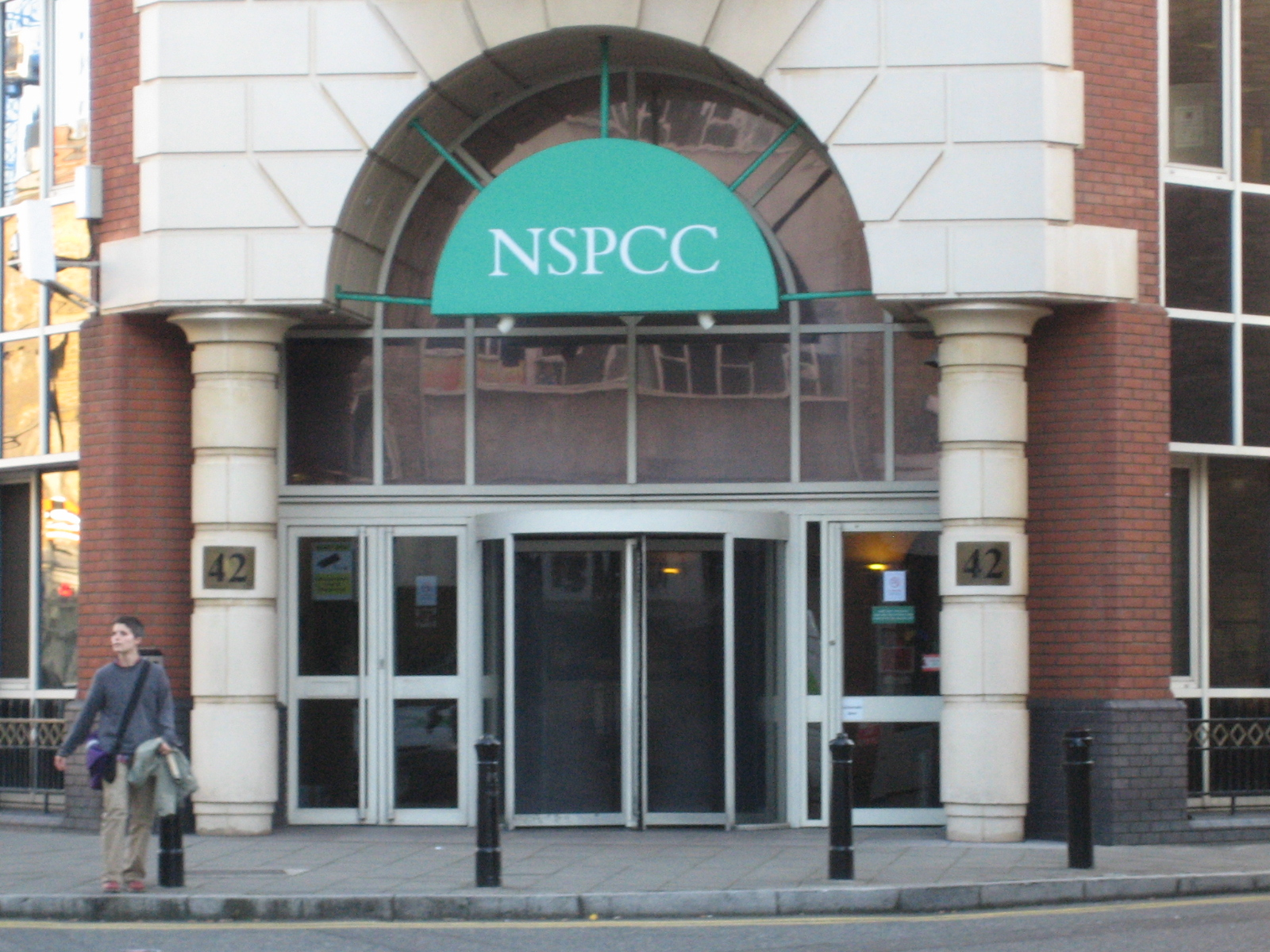 NSPCC headquarters in London Source: Wikimedia