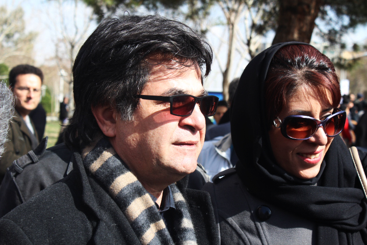 Director Jafar Panahi (Source: Wikimedia Commons/March 8 2015)