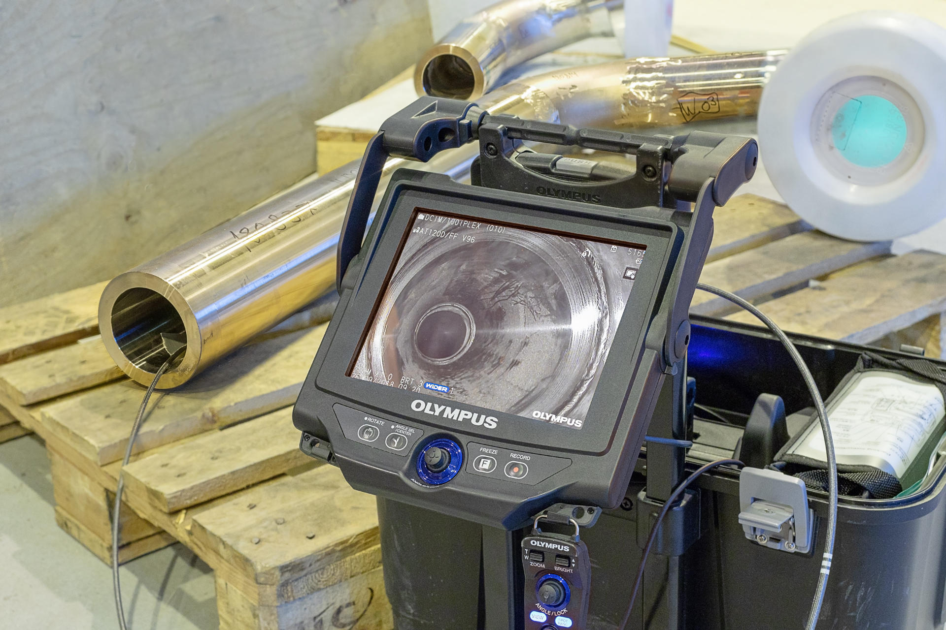 Services - - Welding- NDT- Pressure test- Surface treatment