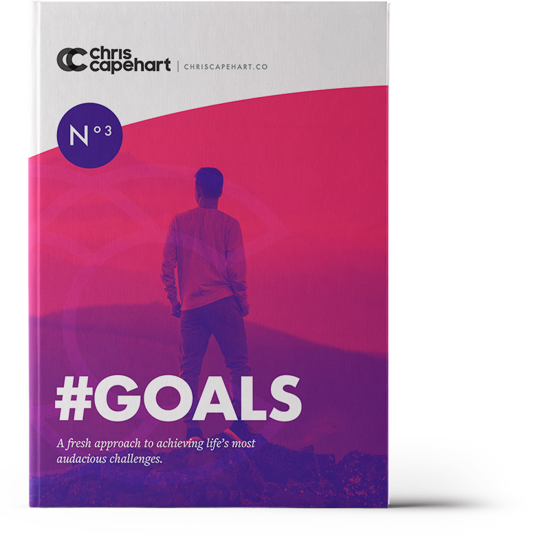 "#Goals -  Is it possible to achieve our goals? Statistics say that only a small percentage of people, teams or organizations who set goals will actually accomplish them. But you don't have to be a statistic.  Whatever the goal, this module will help you along the path. Now is the time for you to equip yourself and your team to achieve their goals.In this module participants will: Create More Effective GoalsDefine Achievable Milestones Define a ""Step"" Plan  (from Chris' book Step)Create an Antidote to Giving UpIdentify Potential Roadblocks Create a Plan for Winning Each Day"