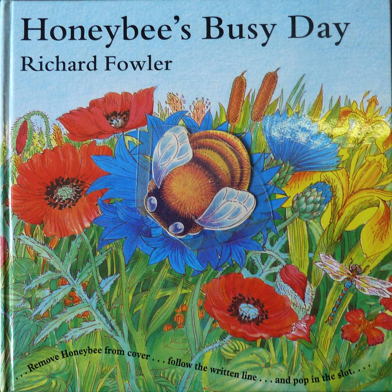 Honeybee's Busy Day