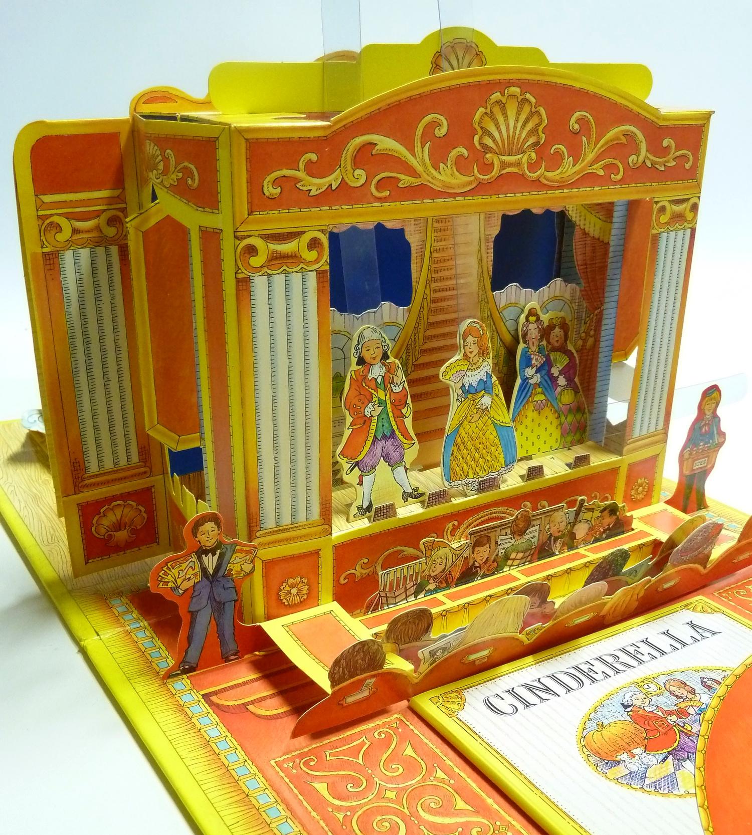 Pop-Up Theatre -Cinderella