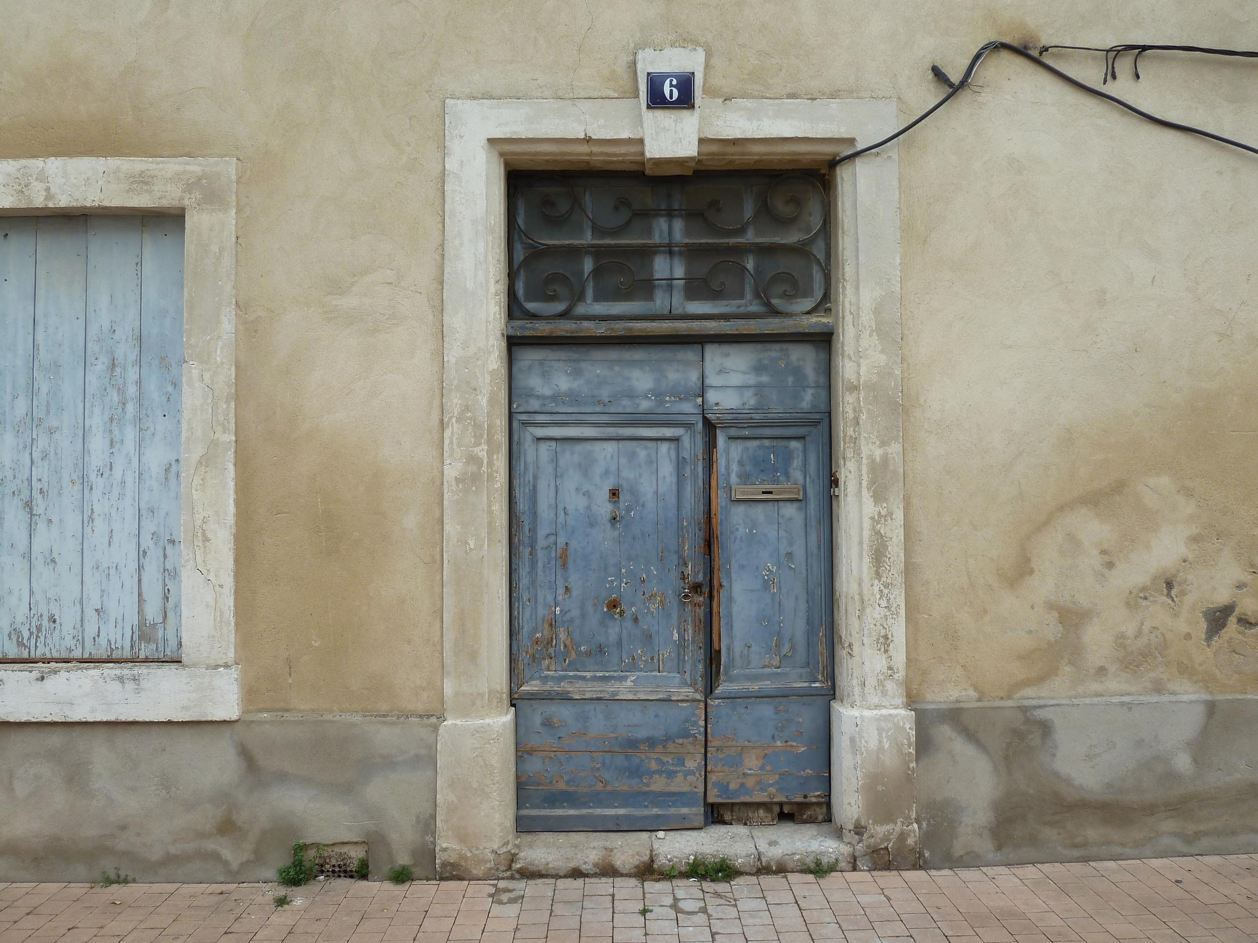 Doorway - Narbonne