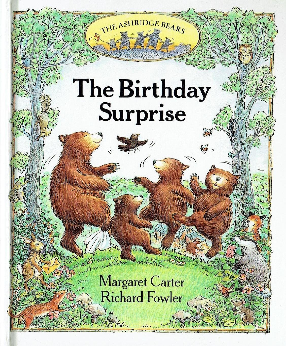 The Ashridge Bears