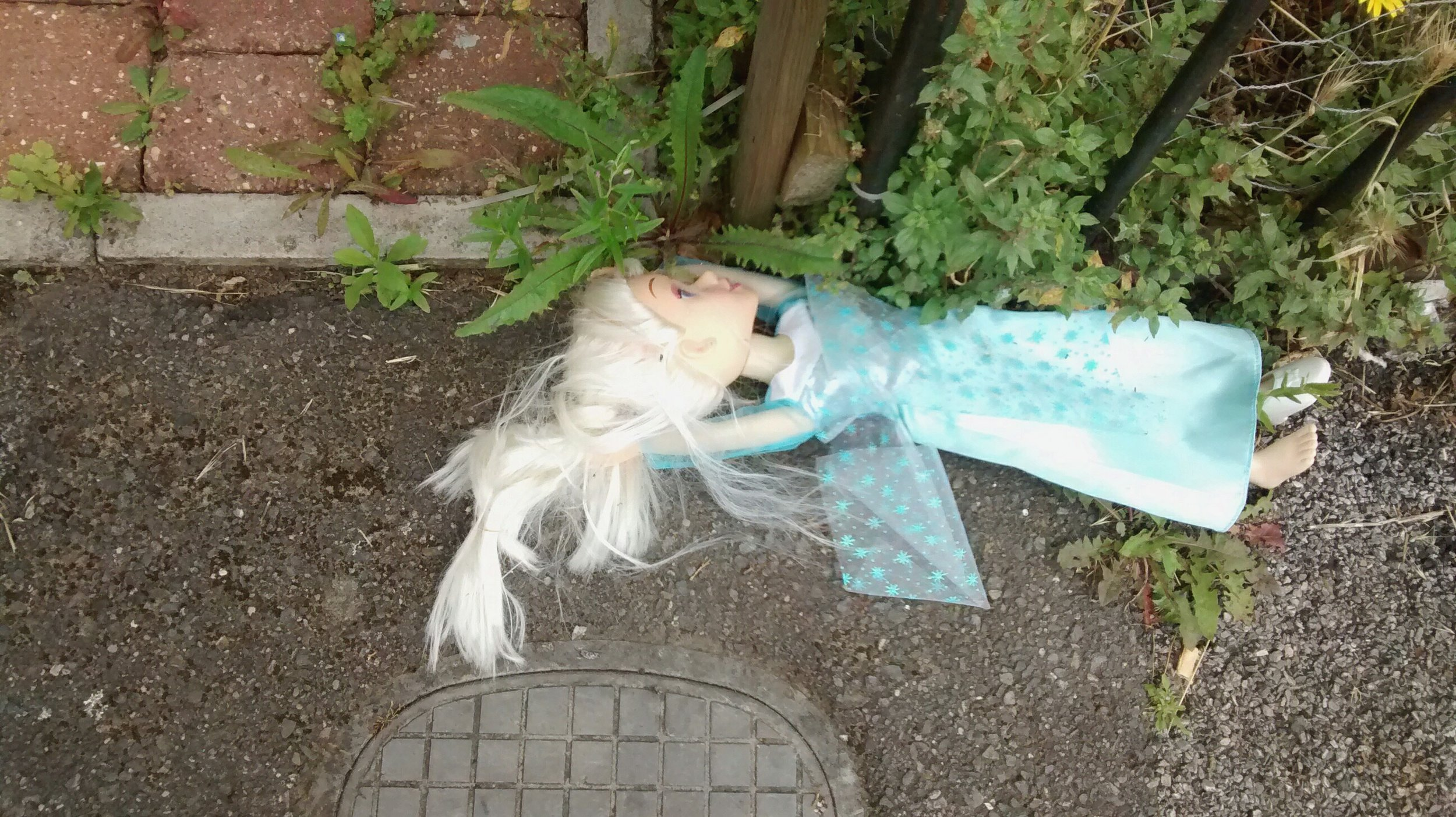 Discarded Doll