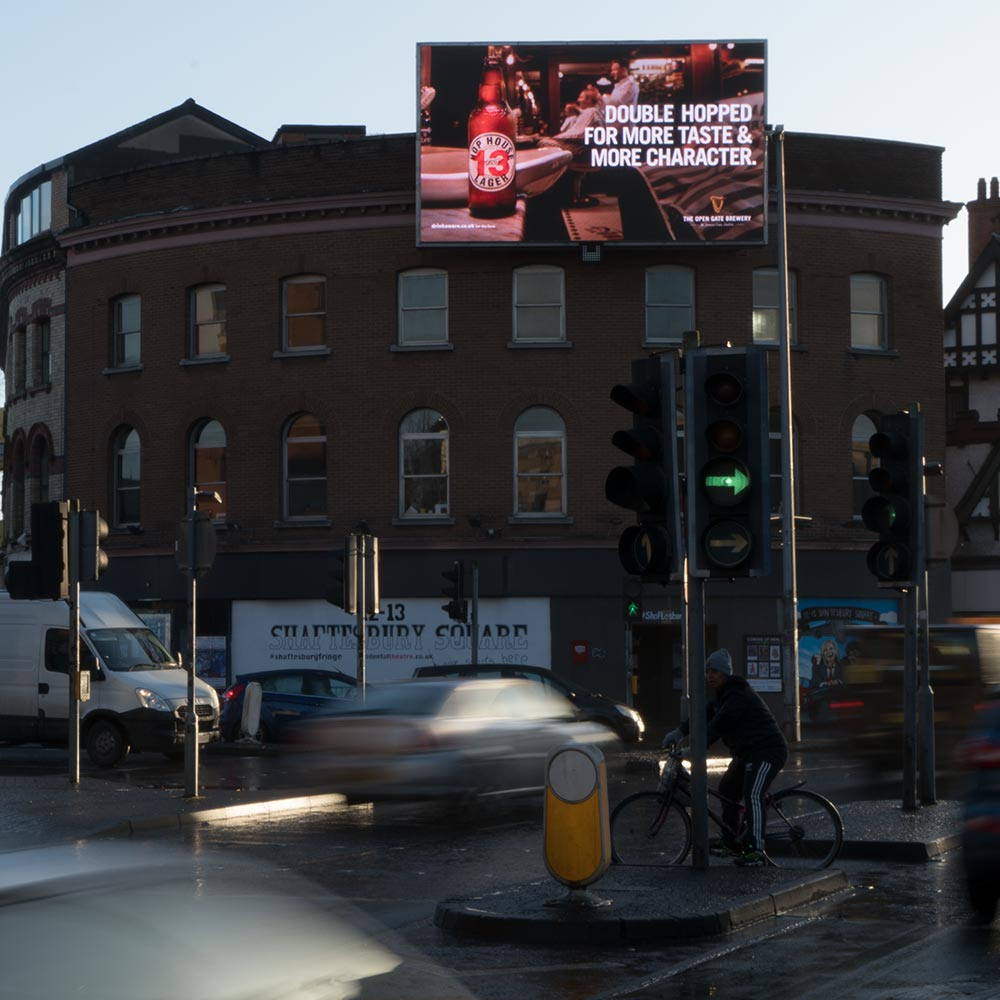 LED SIGNS & BILLBOARDS - 87% of retailers claim digital signage is 'very important' to their business. Unsurprising when you consider the 29.5% increase in sales when digital signage is present. Don't miss out on the fantastic benefits of digital signage. Contact us today for our latest offers.Click here for more on LED signs and billboards.