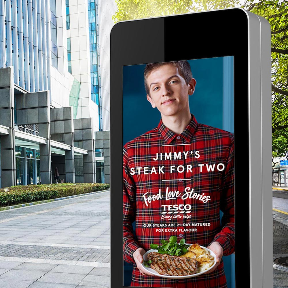 OUTDOOR PLINTHS - It's a fact that we're busier than ever and spending more time outdoors and on-the-go. We're also consuming more digital content and traditional forms of advertising aren't as effective anymore. Thankfully, we have the answer you've been looking for... outdoor digital plinths.Click here for more on outdoor digital plinths